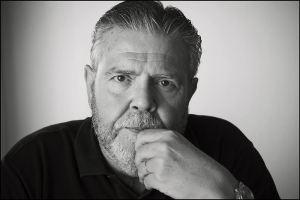 Juan Megías, presidente del Real Casino de Murcia. Foto de Juan Ballester.