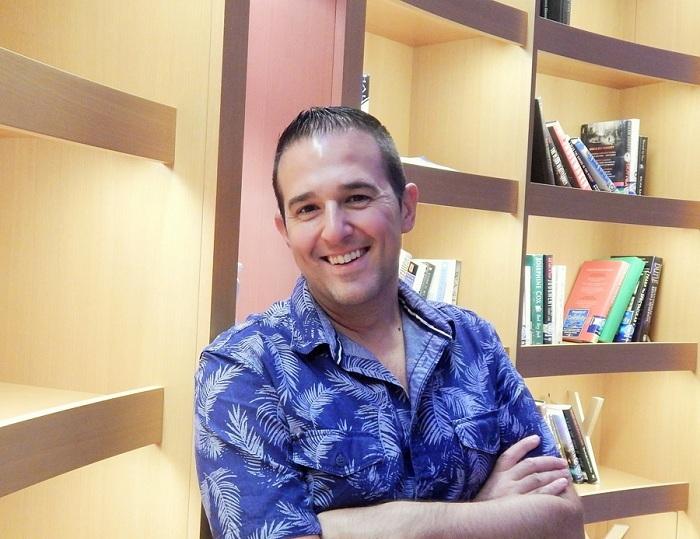 El escrito valenciano Jovi Lozano-Seser